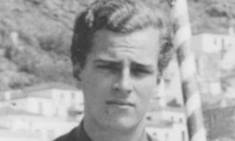 My Hero Patrick Leigh Fermor Patrick Leigh Fermor