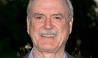 Comic book … actor and comedian John Cleese.