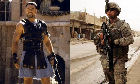Gladiator v soldier