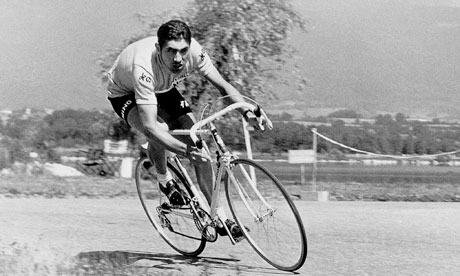 Eddy Merckx in action dur 007 Souplesse and the Cannibal 