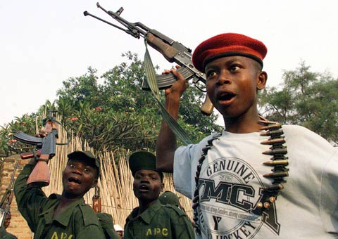Kony 2012 puts child soldiers back under the spotlight ...