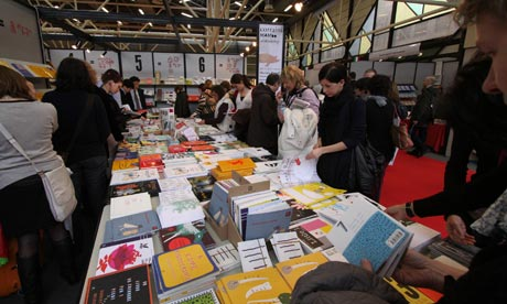 Picture perfect … Bologna children's book fair