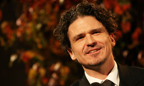 Dave Eggers in New York in 2009