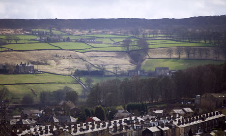 The Calder valley