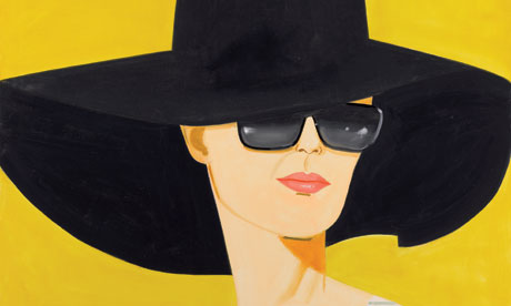 Alex Katz: pictures of pleasure For 60 years, American artist Alex Katz has brought big colours and clean outlines to paintings that combine a billboard sensibility with a pop edge.