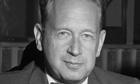 Dag Hammarskjöld in 1956