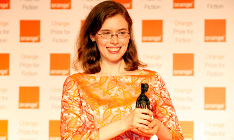 The Orange Prize For Fiction 2012