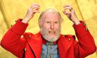 King Lear, portrayed by Tim Pigott-Smith