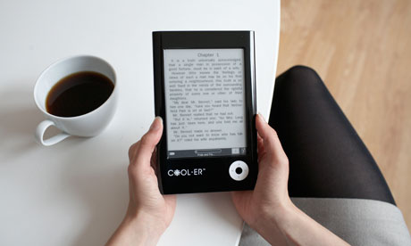 Ebooks reader privacy