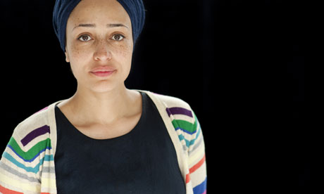 Zadie Smith, London, Britain - 22 Apr 2010