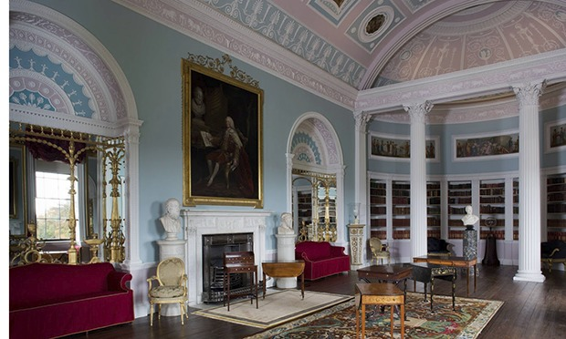 Kenwood house restored one of the nation 39 s greatest art for House music collection