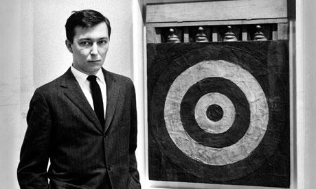 Jasper Johns with Target
