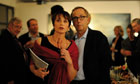 Fabrice Luchini and Kristin Scott Thomas