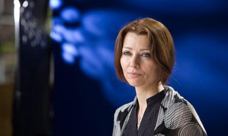 Elif Shafak, Turkish writer living in England