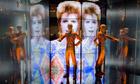 David Bowie's Starman costume