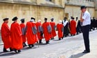 Academics at the University of Oxford