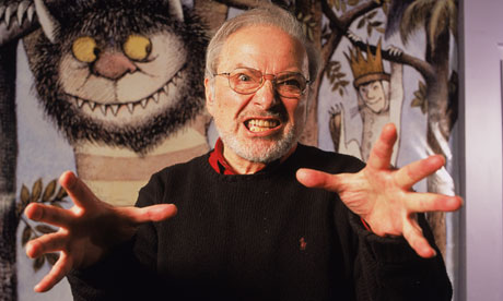 Maurice Sendak's Google doodle strikes a false note | Books ...