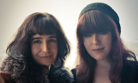 Mother and daughter writing duo Lily Herne
