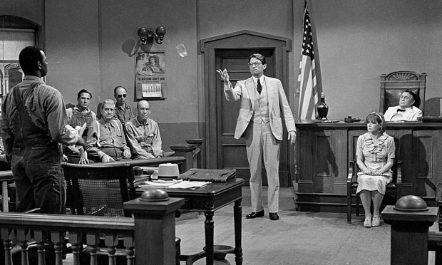 To kill a mockingbird atticus in court - photo#18