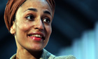 The writer Zadie Smith