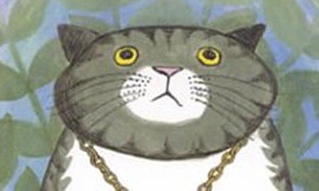 Mog the cat