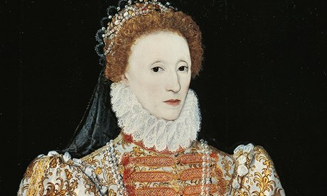 Portrait of Elizabeth I of England