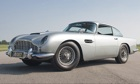 Original James Bond 1964 Aston Martin DB5 movie car to be sold, London, Britain - 29 Sep 2010