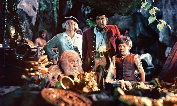 Treasure Island 1950 Review