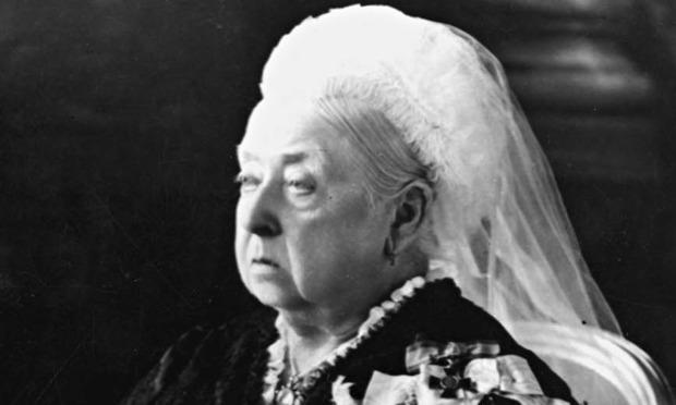 Queen Victoria a man