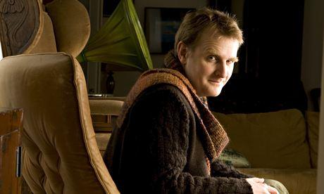 Novelist Nick Harkaway.