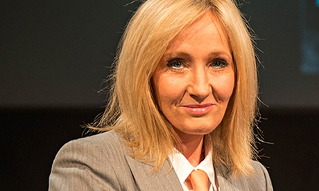 JK Rowling makes rare appearance as her pseudonym Robert Galbraith