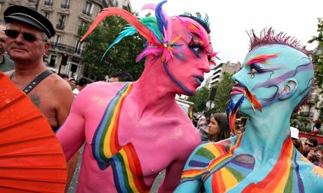 Paris Gay Pride 2006