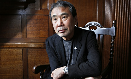 Haruki Murakami: 'I'm an outcast of the Japanese literary world'