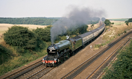 Belles & Whistles: Five Journeys Through Time on Britain's Trains – review
