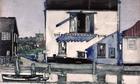 Charles Rennie Mackintosh's Landscape Near Walberswick, 1914