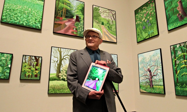 Hockney The Biography Volume Two Review Books The