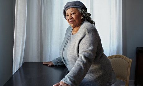 Toni Morrison: 'I'm writing for black people … I don't have to apologise'