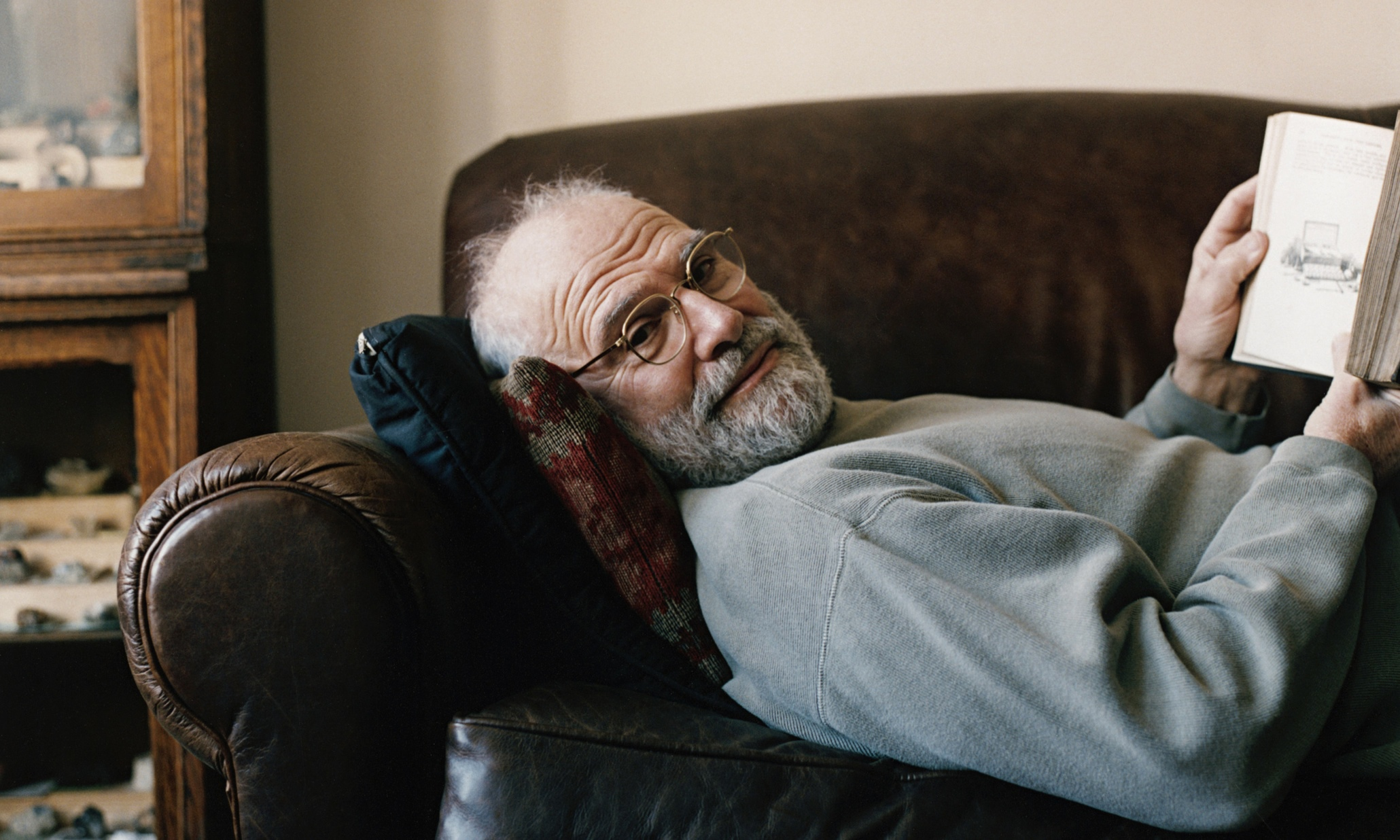 oliver sacks It takes a special energy, over and above one's creative potential, a special audacity or subversiveness, to strike out in a new direction once one is settled.