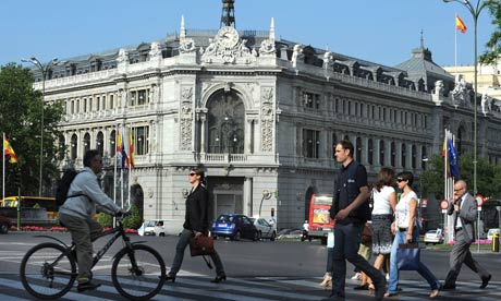 Bank of Spain, Madrid