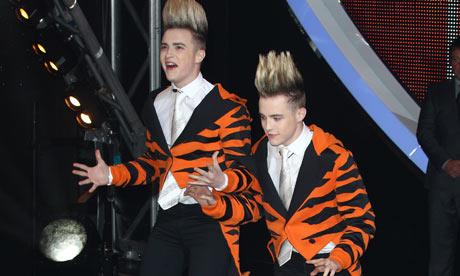 Celebrity Big Brother 2011 - Jedward Enter the House
