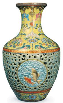 Chinese vase sale