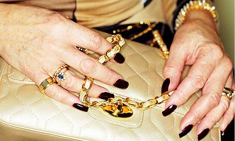 Wear a Lot of Jewelry