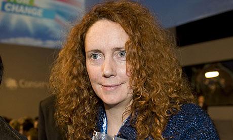 Rebekah Brooks of News International