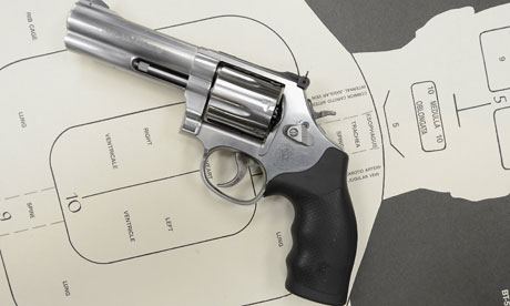 Firearms Maker Smith And Wesson