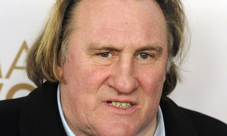 Gerard Depardieu s tax...