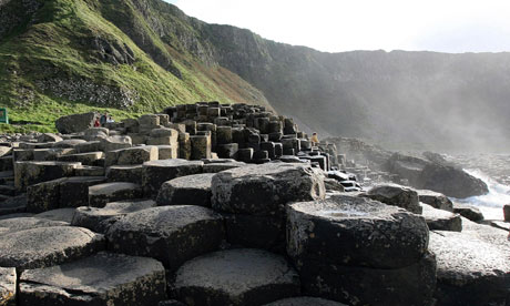 Giant's Causeway awarded  3 million grant