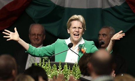Bill Linehan, Elizabeth Warren, Stephen Lynch