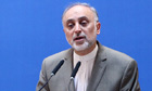 Iran's foreign minister fuels war of words over Syria