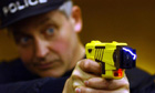 Police use of tasers