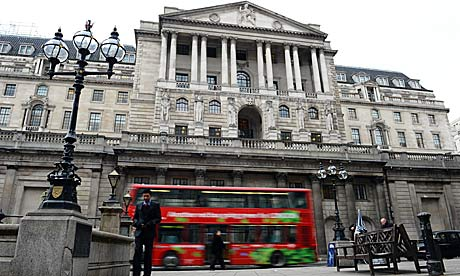 Bank of England to hold rate rises
